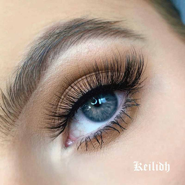 SOSU x Keilidh Urban Beauty Lashes - Keilidh