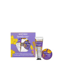 Burt's Bees Nourishing Hand & Lip Kit - Lavender & Honey | Christmas 2019 | Gift Set