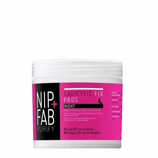 Skin Salicylic Acid Pads - Night
