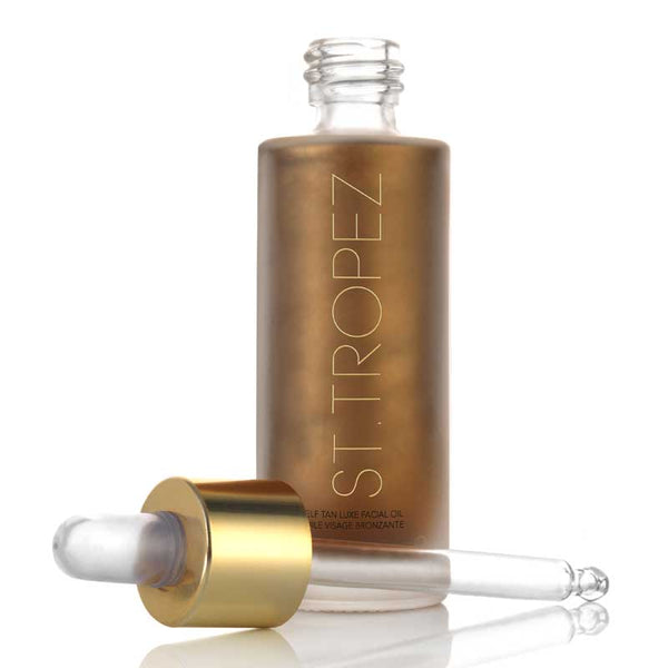 St Tropez Self Tan Luxe Facial Oil