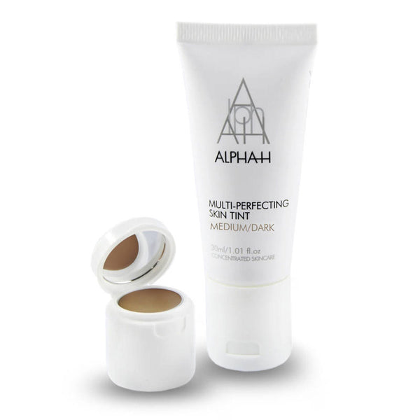 Alpha-H Multi-Perfecting Skin Tint Light Medium