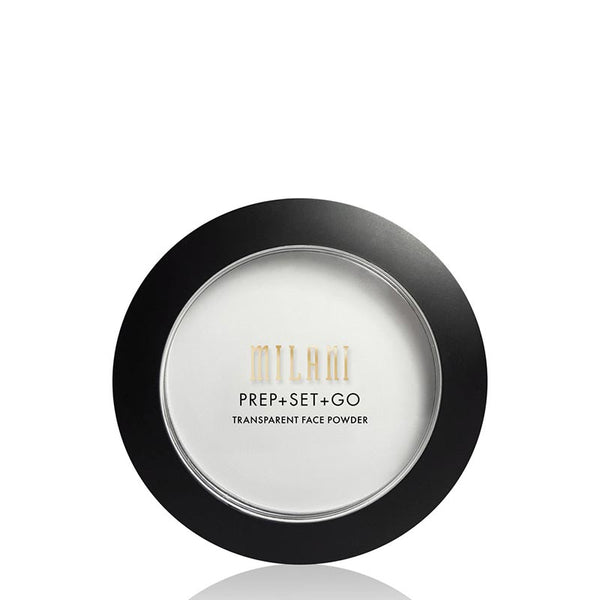 Milani Prep+Set+Go Transparent Face Powder - Universal