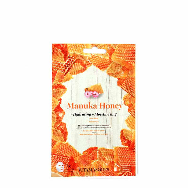 Vitamasques Manuka Honey - Hydrating & Moisturising