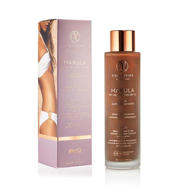 Vita Liberata Marula Oil Self Tan SPF50