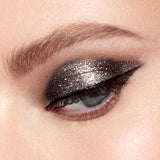 Stila Magnificent Metals Glitter & Glow Liquid Eye Shadow Molten Midnight