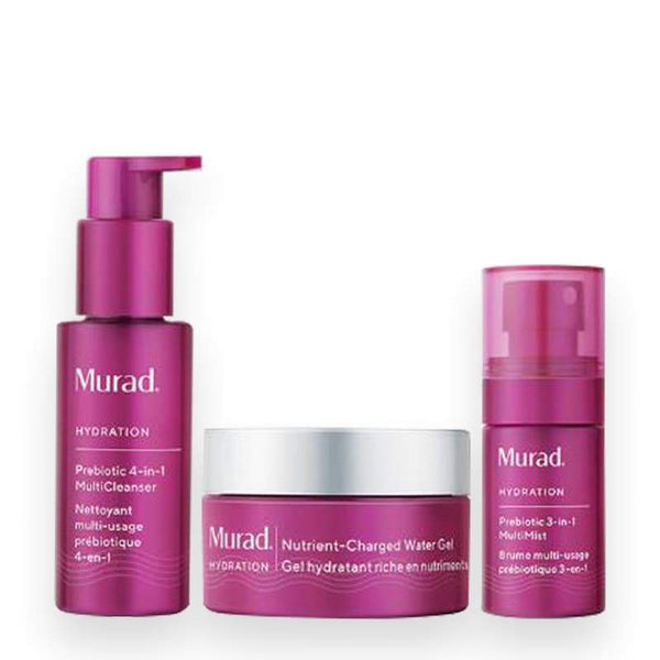 Murad PreParty Vibes Prebiotic Skincare Gift Set