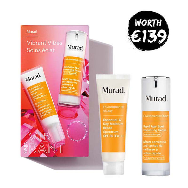 Murad Vibrant Vibes Environmental Shield Gift Set