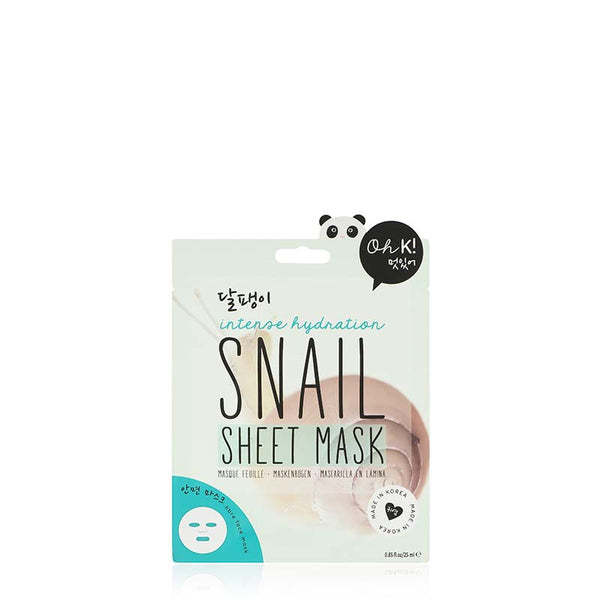 Intense Hydration Snail Sheet Mask
