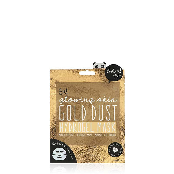 Oh K! Glowing Skin Gold Dust Hydrogel Mask