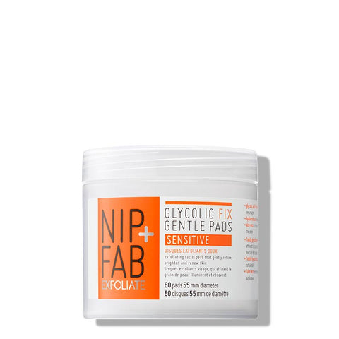 Nip + Fab Glycolic Fix Gentle Pads - Sensitive