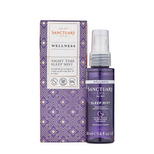 Sanctuary Night Time Sleep Mist | Stocking Filler Gift | Christmas 2020