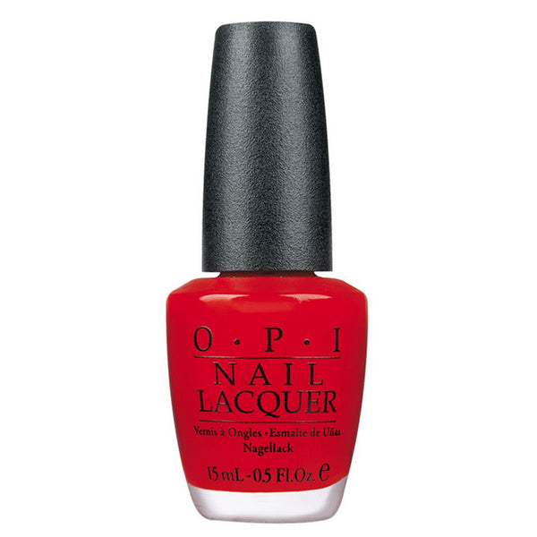 OPI Nail Lacquer - Red