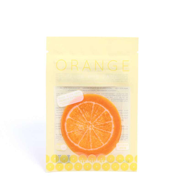 Vitamasques Orange Slice Eye Pads