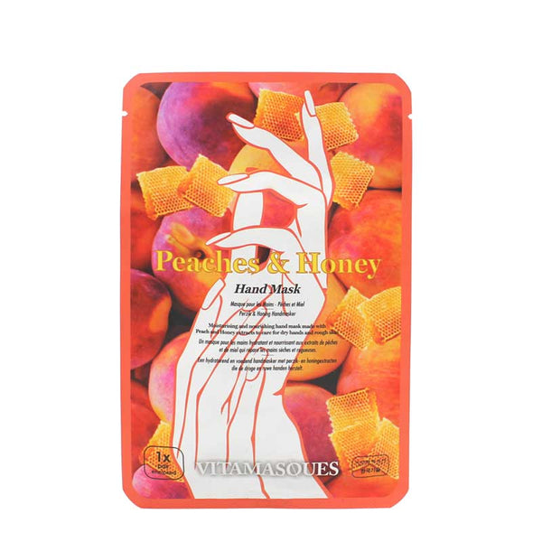 Vitamasques Peaches & Honey Hand Mask