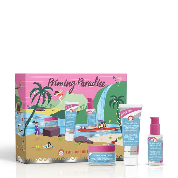 First Aid Beauty Priming Paradise Gift Set
