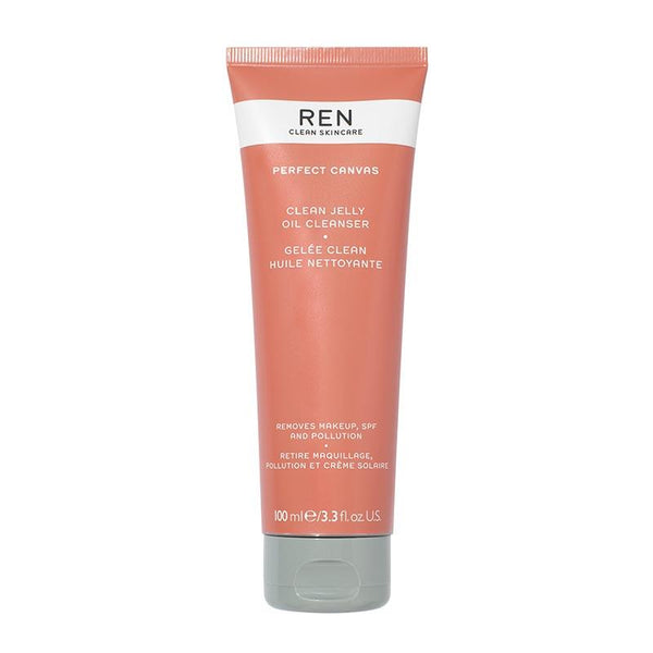REN Perfect Canvas Clean Jelly Oil Cleanser | Cleanser for sensitive skin