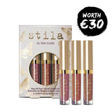 Stila Nouveau Nude Stay All Day Liquid Lipstick Set