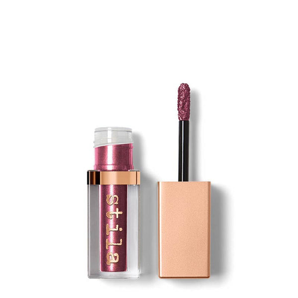 Stila Shimmer & Glow Liquid Eye Shadow - Fall 2018 Shades Vivid Garnet