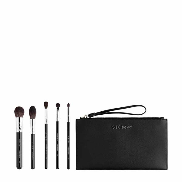 Warm Neutrals Signature Brush Set