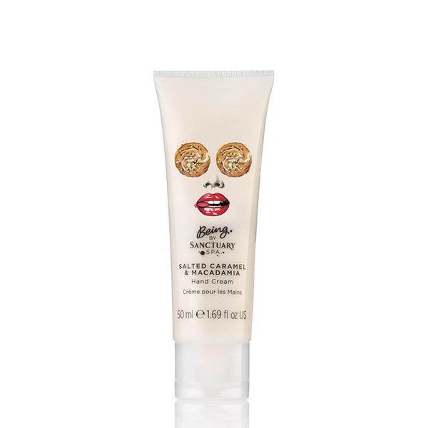 Being by Sanctuary Salted Caramel & Macadamia Hand Cream
