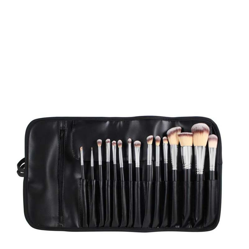 Morphe Set 697 15 Piece Vegan Pro Brush Set Cloud 10 Beauty Morphe's vegan series is constructed of the highest grade japanese synthetic bristles. cloud 10 beauty