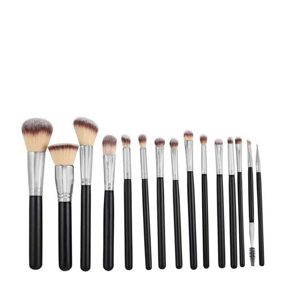 Morphe Set 697 - 15 Piece Vegan Pro Brush Set