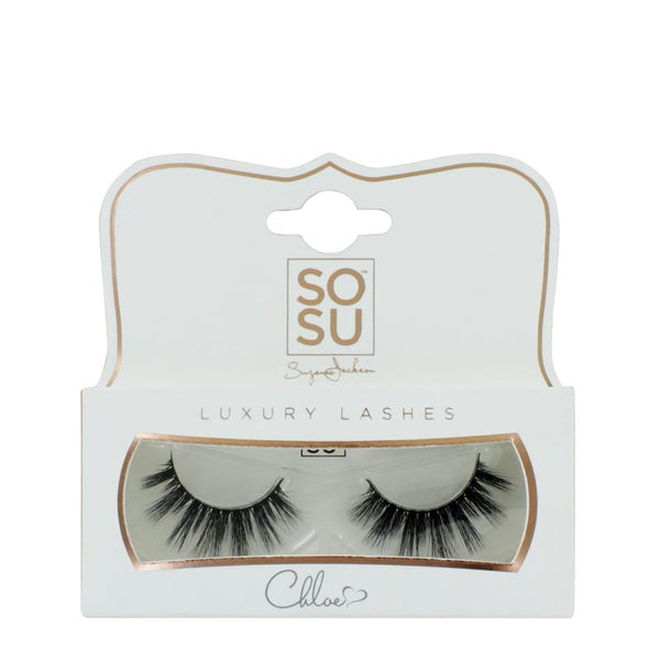SOSU by Suzanne Jackson Luxury Lashes - Chloe
