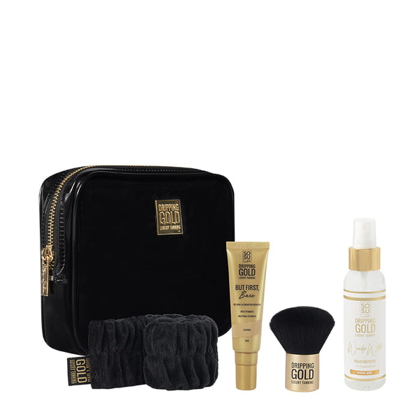 SOSU by Suzanne Jackson Dripping Gold Too Tan To Give a Damn Gift Set | Christmas 2020