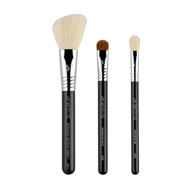 Sigma Beauty | Travel Brushes | Makeup Brushes