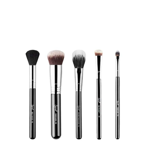 Sigma Beauty x Stephanie Lange Face Brush Set | Vegan Friendly Brushes