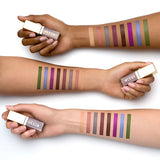 Stila Suede Shade™ Liquid Eye Shadow | Swatches | Stila | Matte Liquid Eyeshadow