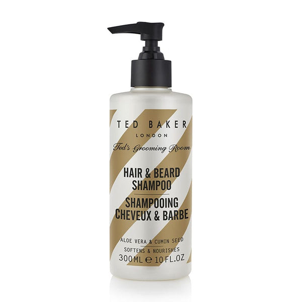 Ted Baker Ted's Grooming Room Hair & Beard Shampoo