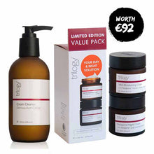 Rosehip Day and Night Limited Edition Value Pack + FREE Trilogy Cream Cleanser 200ml