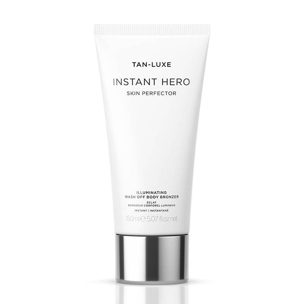 TAN-LUXE Instant Hero Skin Perfector - Illuminating Wash Off Body Bronzer