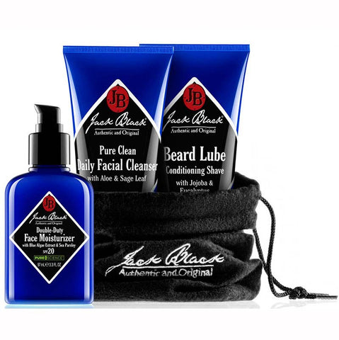 The Jack Black - The Core Collection grooming set
