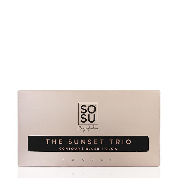 Sunset Trio Palette