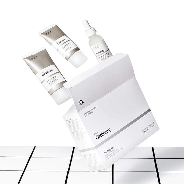 The Ordinary The Daily Set | The Ordinary Gift Set