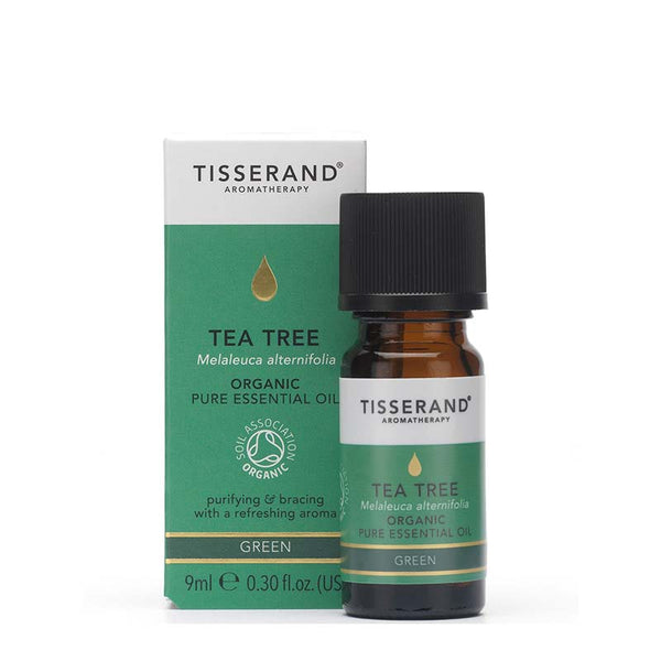 Tisserand Organic Tea Tree Oil | Anti-bacterial essential oil