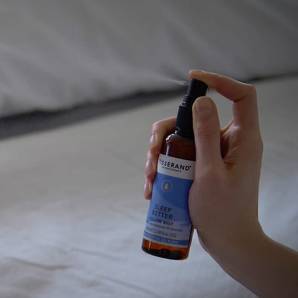 Pillow Spray | Natural Remedies for Sleep