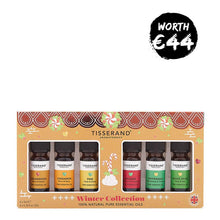Tisserand Winter Collection - Gingerbread Gift Set | Christmas 2019 | Aromatherapy Gift Set