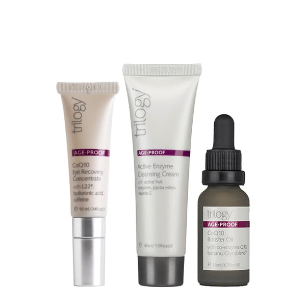 Trilogy Age-Proof Get CoQ10 On It Gift Set | Anti-Ageing Skincare Gift Set