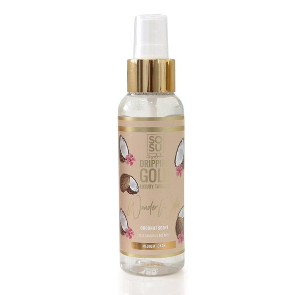 SOSU by Suzanne Jackson Wonder Water Coconut | Face Tan
