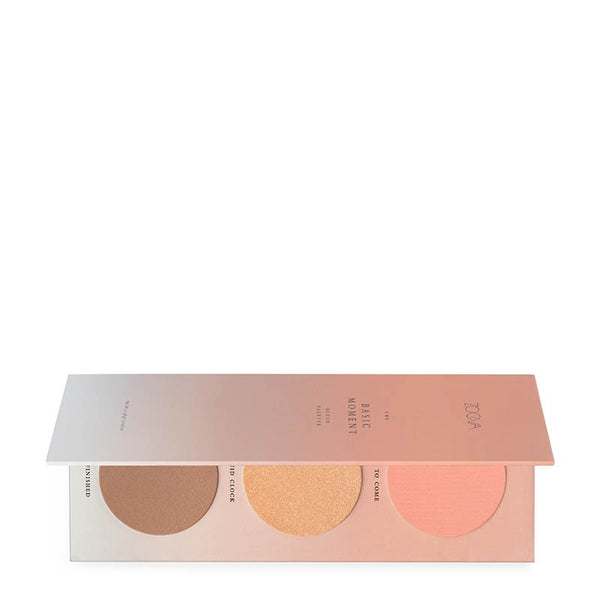 ZOEVA The Basic Moment Blush Palette | Face Palette | Makeup Palette