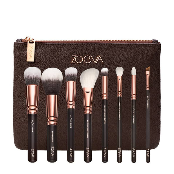 ZOEVA Rose Golden Luxury Set Vol. 1 | ZOEVA Brushes