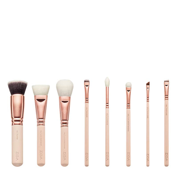 ZOEVA Rose Golden Luxury Set Vol. 2 Brush Set | ZOEVA Brush Set