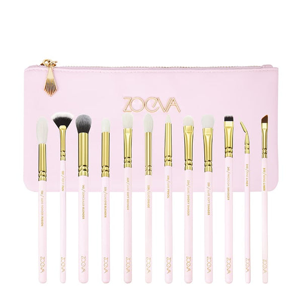 ZOEVA Screen Queen Complete Eye Set | ZOEVA Brush Set