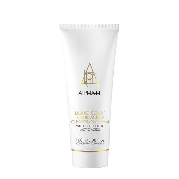 Alpha-H Liquid Gold Resurfacing Cream Cleanser