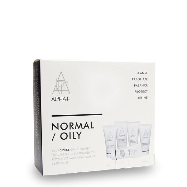 Alpha-H Normal to Oily Skin Kit