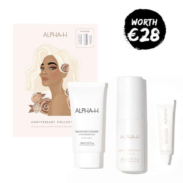 Alpha-H Anniversary Collection | Alpha-H Skincare Kit