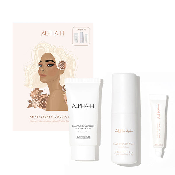 Alpha-H Anniversary Collection | Alpha-H Gift Set